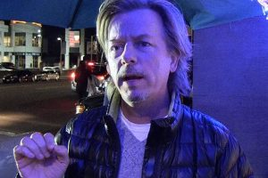 David Spade Compares Tiffany Haddish's Stand-Up Set to Louis C.K.'s