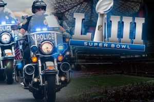 Law Enforcement to Clamp Down on Human Trafficking for Super Bowl 53