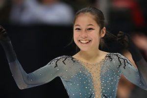 13-Year-Old Becomes Youngest Senior Ladies U.S. Figure Skating Champion