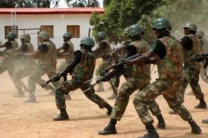 JUST IN: Soldiers, Hunters Currently Clashing With Boko Haram In Konduga