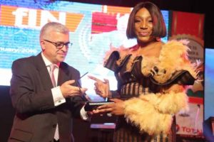 Aiteo Founder Benedict Peters Named 2018 FIN African Icon Of The Year