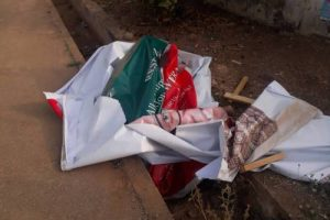 'APC Thugs' Attack Atiku Campaign Office In Ondo, Destroy Posters And Billboards