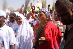 Katsina Governor's Wife Lavishes N510m On Market Women Ahead Of Election