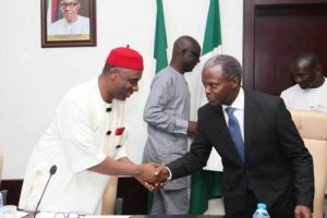 EXCLUSIVE: Osinbajo On Collision Course With Amaechi Over Onnoghen