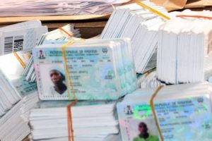 493,000 PVCs Still Uncollected In Adamawa — More Than Bindow's Total Votes In 2015