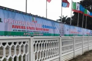IT'S OFFICIAL: APC Excluded From INEC's National Assembly Candidates List In Rivers
