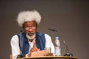 Peddlers Of Fake News Are Cowards, Says Soyinka