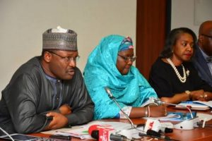 'It's Like Match-Fixing' — HURIWA Gives INEC 48 Hours To Rescind New Appointment For Buhari's Niece, Amina Zakari
