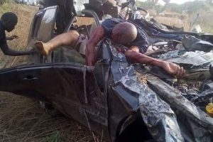 All passengers on board Toyota Highlander SUV and pickup truck killed in accident along Abuja-Kaduna