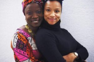 Angelique Kidjo shares photo with her stunning daughter, Naima