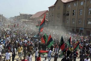 Biafra Movement To Hold Rally in Support of Trump