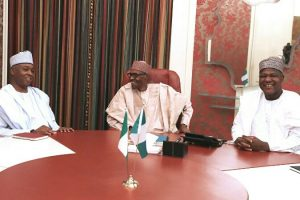 Buhari: What Saraki and I discussed with President – Dogara