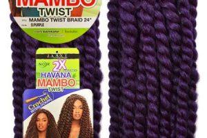 Crochet Braids (For sales)