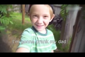 DAD? Funny Video Prank