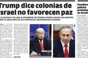 Dominican paper uses Alec Baldwin's photo for Donald Trump…lol