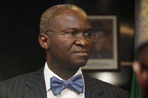 Fashola tells Nigerians to expect steady power supply this year