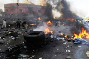 Five killed, eight injured as suicide bombers strike in Maiduguri