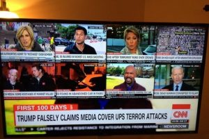 How Trump Baited The Media Into Covering Islamic Terror Attacks