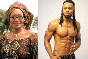 "Kemi Olunloyo Asks Flavour When She Is Going To ""Bang"" Him."
