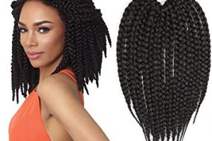 Order your Fashion room crochet braids and crochet wigs.