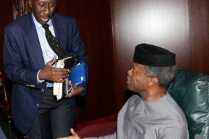 Osinbajo passes seven bills into law