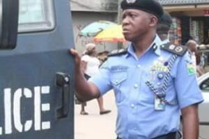 Policeman Arrested For Child Trafficking