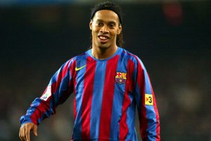 Ronaldinho Returns to Barcelona