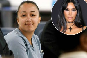Kim Kardashian and More Stars React to Cyntoia Brown Being Granted Clemency