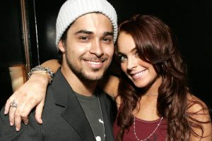 Lindsay Lohan Reflects on Ex Wilmer Valderrama and Remaining Friends With Samantha Ronson