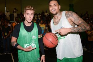 Justin Bieber Praises Chris Brown Amid Rape Accusations