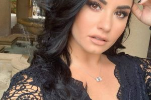 See Demi Lovato's Stunning Bridesmaid Look From Her Best Friend's Wedding