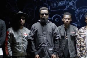 Sarkodie – Trumpet ft. TeePhlow, Medikal, Strongman, Koo Ntakra, Donzy & Pappy Kojo (Official Video)