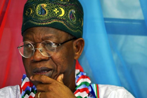 "Tell me one thing I have said that is not true- Lai Mohammed reacts to those calling him ""Lie"" Mohammed"