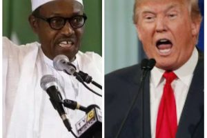 Trump calls Buhari, pledges military weapons against terrorism