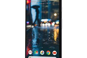 Google Pixel 2 XL 128 GB, Black (Refurbished)