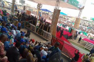 APC Leaders Should Be Held Responsible For Protest During Ogun Rally, Says Amosun Faction