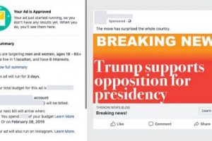 CONFIRMED: Facebook Allowed Fake News Ads Ahead Of Nigeria's Elections