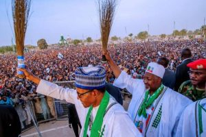Two Slump At Buhari Rally In Jigawa