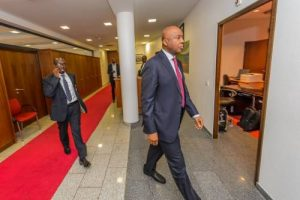 BREAKING: Saraki Kicked Out Of Senate After Comprehensive Loss To APC's Oloriegbe