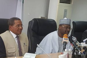 Commonwealth Election Observation Team Arrives Nigeria, Meets INEC Chairman