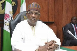 BREAKING: Boko Haram Prevents Yobe Governor Ibrahim Geidam From Voting