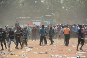 CDHR Condemns Deaths At Political Campaign Rallies