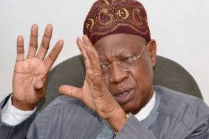 Selling Your Vote Is Like Selling Your Destiny, Says Lai Mohammed