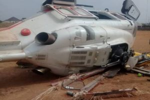 Presidency Orders Investigation Into Crash-landing Incident Involving Osinbajo's Helicopter