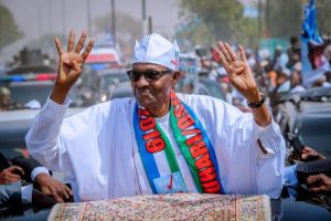 BREAKING: CONFIRMED: Buhari Is Nigeria's President For Another Four Years