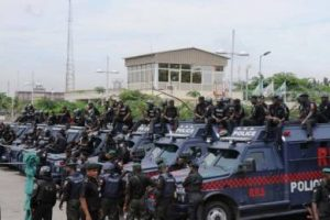 Police Deploy 15,544 Policemen To Rivers