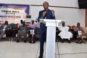 el-Rufai Meets Pastors In Kaduna, Appeals For Support