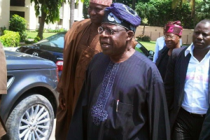 AUDIO: Buhari Doesn't Have The Kind Of Money I Can Steal, Says Tinubu