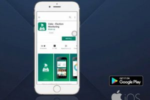 Zabe App Hits 3,000 Downloads As Nigerians Gear Up For Elections
