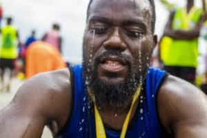 In Pictures: Pain and ecstasy at the Lagos marathon